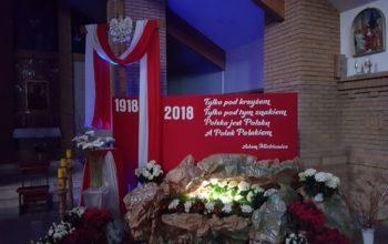 Grób Pański 2018